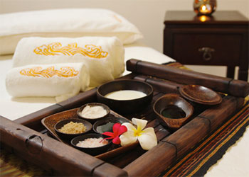 Relax and Absorb the Spa Treatment Aromas