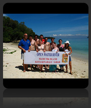 7D6N Marine Education Program