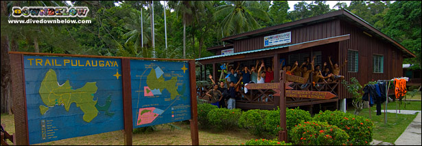 Downbelow's PADI 5 Star IDC Dive & Adventure Centre