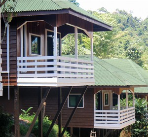Kinabatangan Boutique Accommodation Chalets
