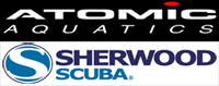 At Downbelow's PADI 5 Star IDC Dive Centre you'll find Atomic & Sherwood Regulators