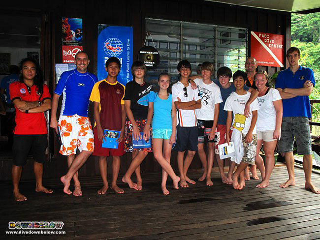 Revisit By Jerudong International School Brunei Diving