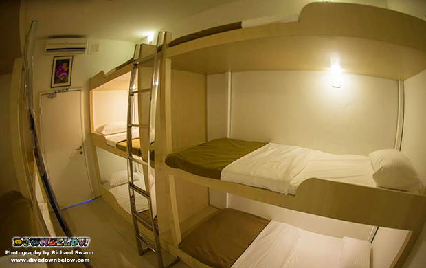 'Sleepover-ready' at Downbelow Adventure Lodge Dormitory Accommodation !